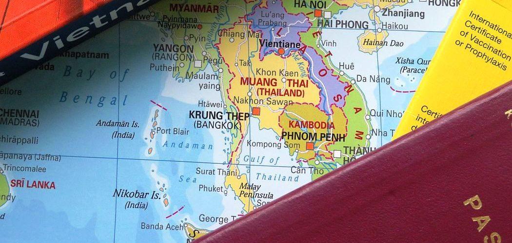 het aanvragen van een visum voor Vietnam