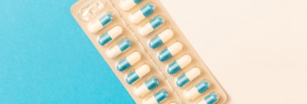 blisterverpakking voor pillen etc