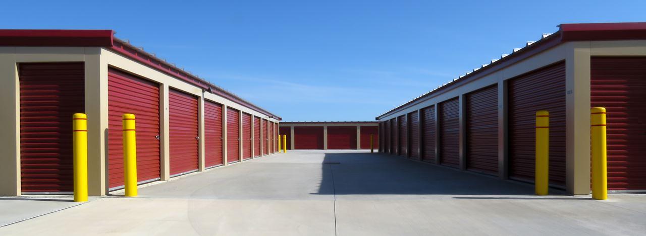 wat is een garagebox